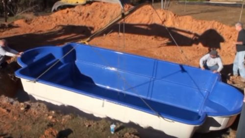 fiberglass pools for sale