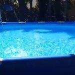 diy salt water pool