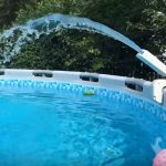 salt water pool filter system
