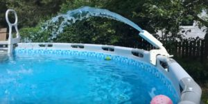 water features for pool