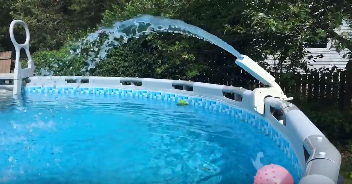 Salt Water Pool Pools Ideas