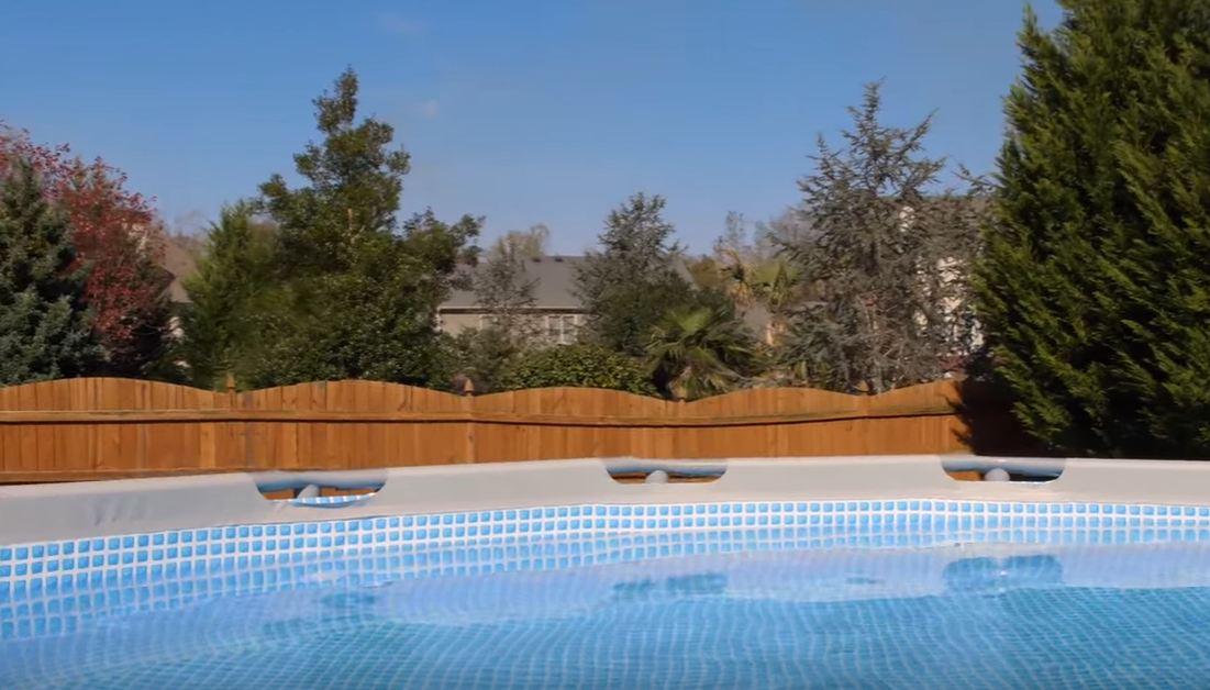 best salt water pool