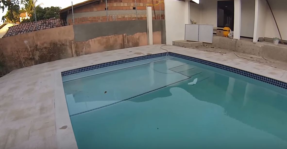 how to build an inground pool