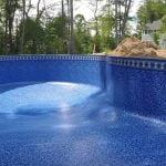 Inground pool image