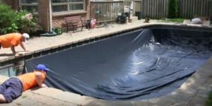 How to install a pool yourself?