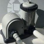 pool pump intex