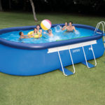 above ground intex pools