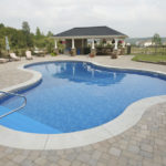 above ground pool liner installation cost