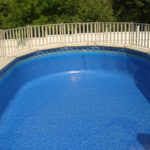 above ground pool liners prices