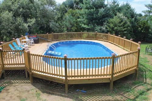 above ground pool prices