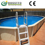 above ground pool stores