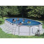 above ground swimming pool slides