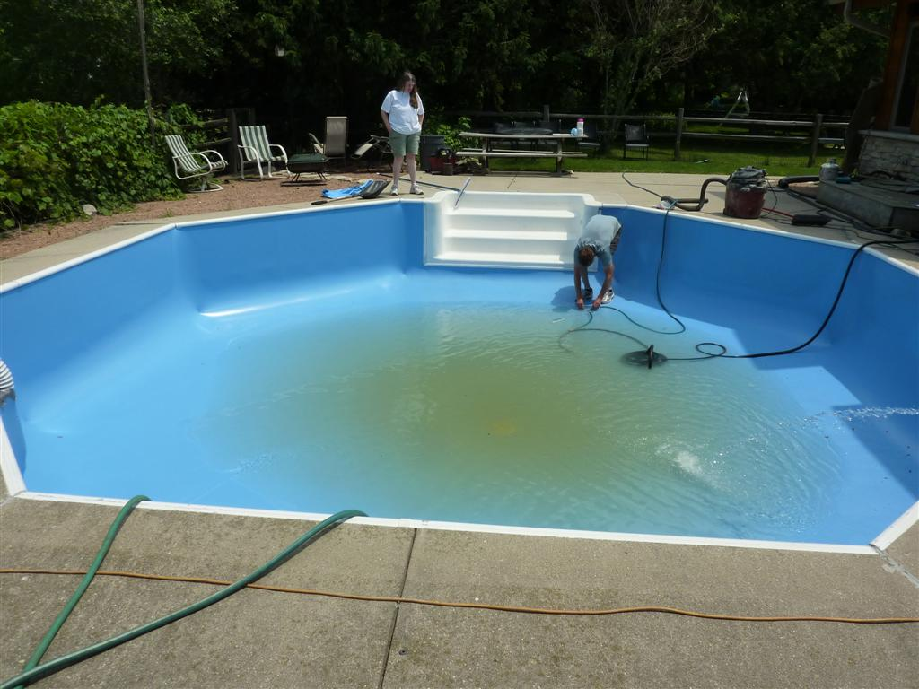 Above ground vinyl pool liners pools ideas for Above ground swimming pool liners