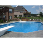 average cost of installing an inground pool