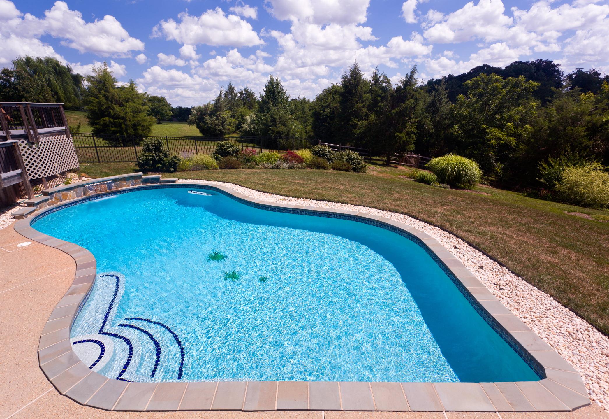 Incroyable Best Backyard Pools