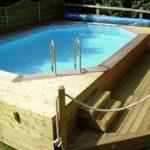 build swimming pool