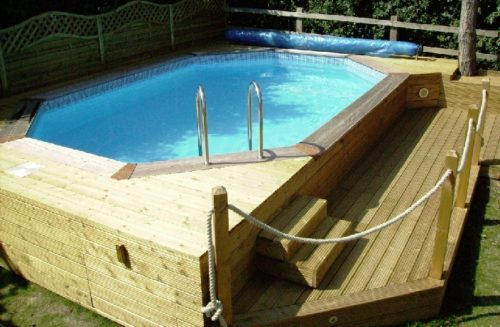 build swimming pool