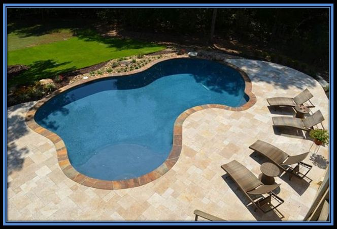 building a swimming pool cost Pools ideas