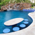 built in swimming pool cost