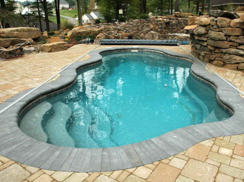 cost for small inground pool