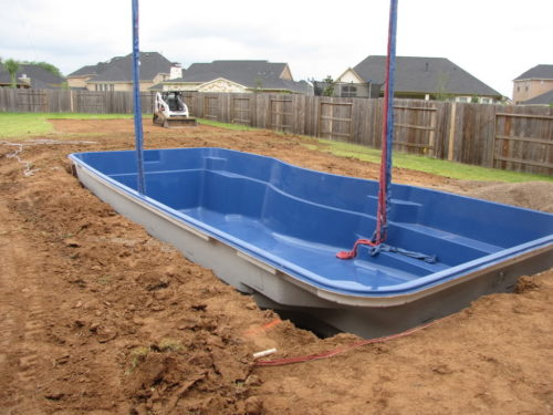 cost of inground pool installed