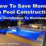 cost of installing inground pool