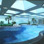 design of swimming pool