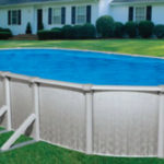 discount above ground pool liners