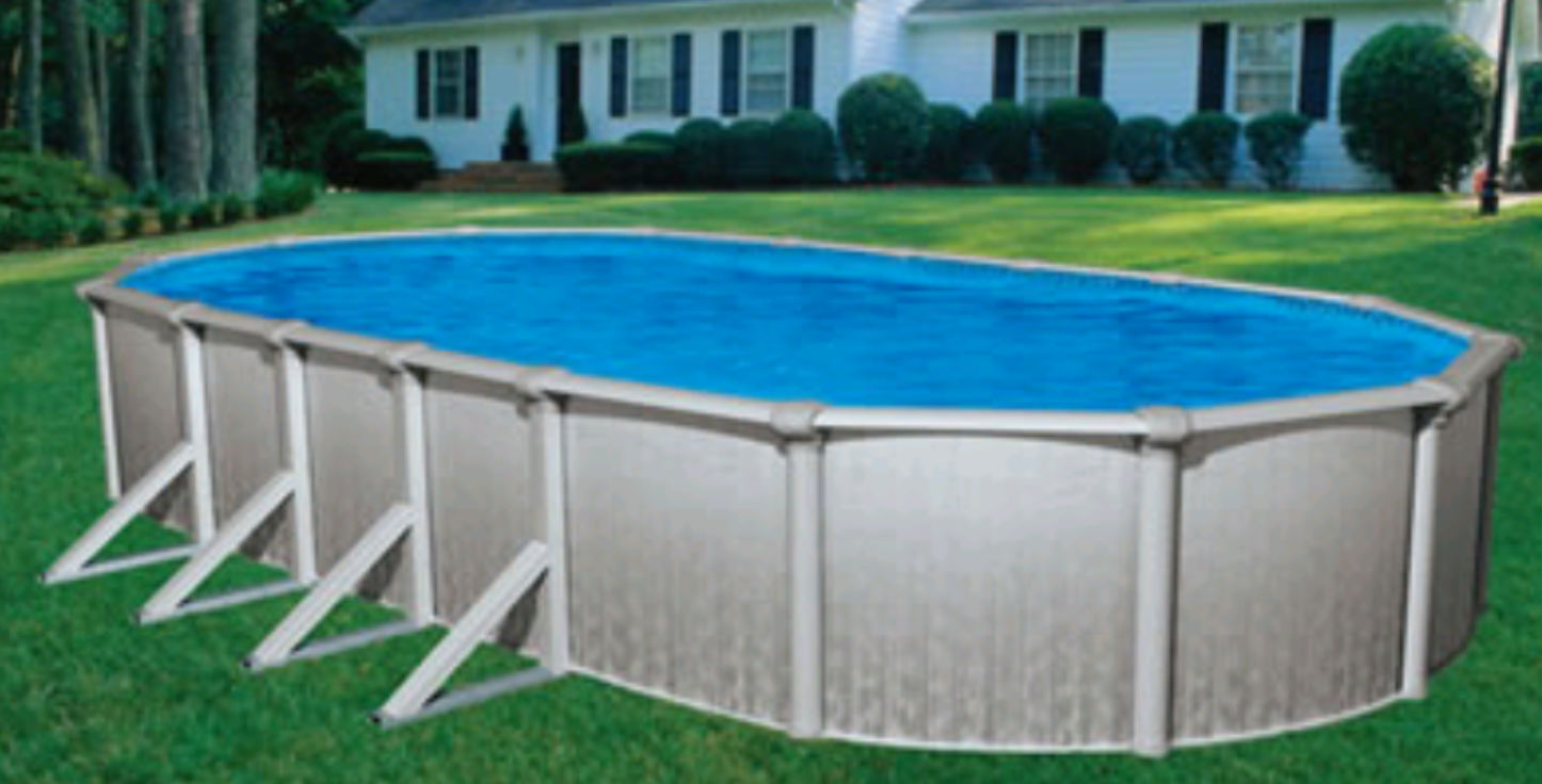 Discount above ground pool liners pools ideas for Cheap swimming pools above ground