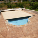 electric swimming pool covers