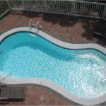 fiberglass inground pool shells