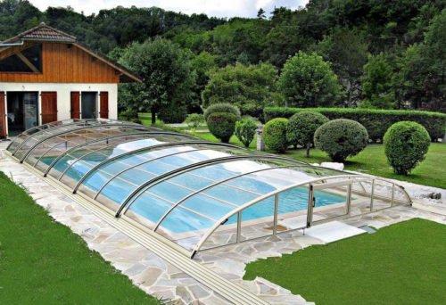 hard pool covers