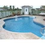 in ground pool cost installed