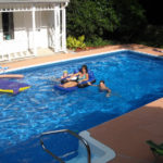 in ground pool liner