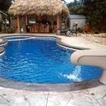 inground fiberglass pool cost