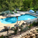 inground fiberglass pools sale