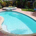 inground fiberglass pools