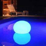 inground pool lighting options