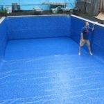 inground pool liner replacement cost