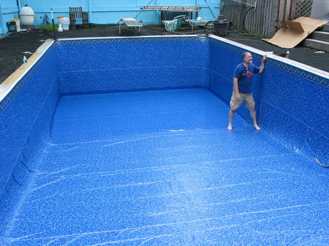 Inground Pool Liner Replacement Cost Pools Ideas