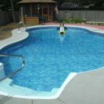 inground pool liners prices