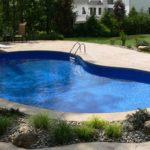 inground pool shells