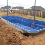 inground pools fiberglass