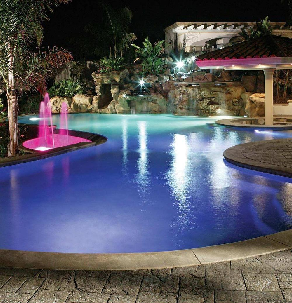 inground swimming pool lights – Pools ideas