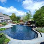 install swimming pool
