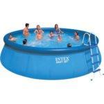 intex 18 x 48 easy set swimming pool