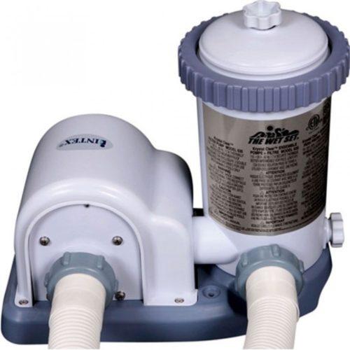 intex above ground pool pumps