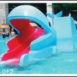 kids pool slide