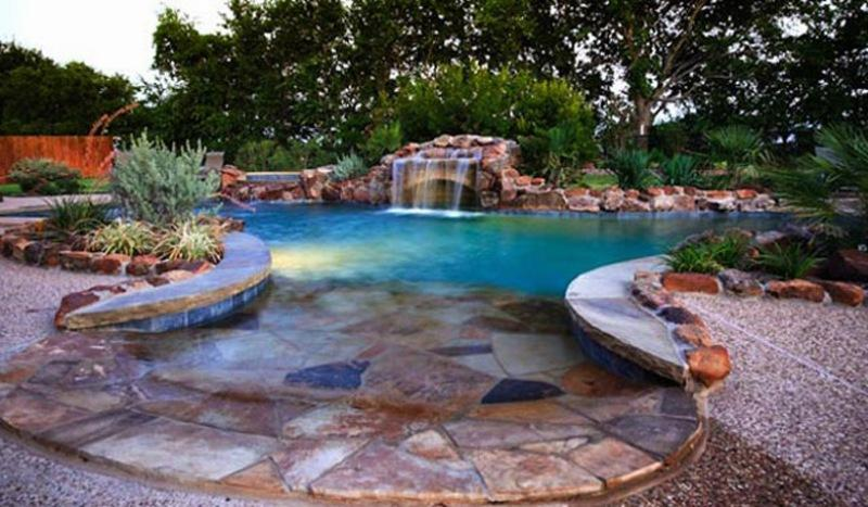 Superb Pool Ideas Part - 9: Outdoor Swimming Pool