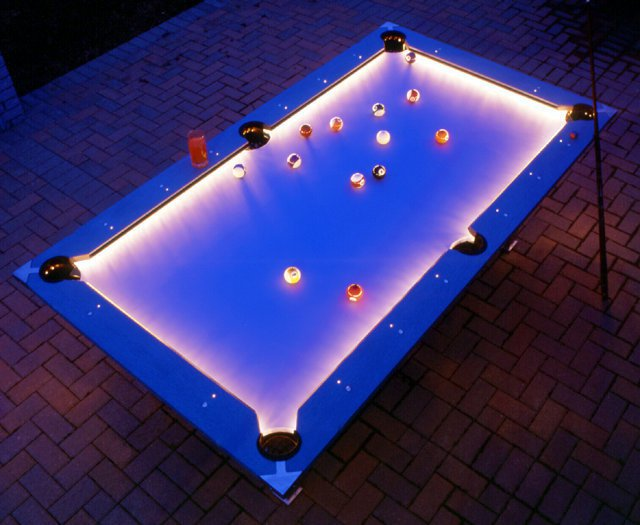 Outside pool lights pools ideas outside pool lights mozeypictures Choice Image